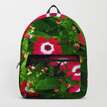 Summertime Daisies Backpacks by Chris' Landscape Images & Designs