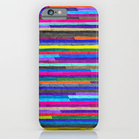 iPhone 6 Case - Broken Stripes - unique iPhone case, art iPhone case, hipster iphone case, iPhone 6 Case, iPhone 6 Plus Case