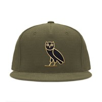 OWL PATCH SNAPBACK CAP | October's Very Own