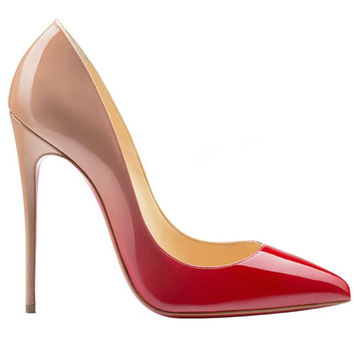 Stiletto Ombre High Heel