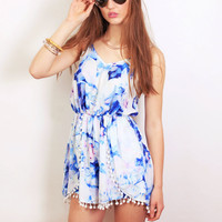 Ocean Breeze Playsuit