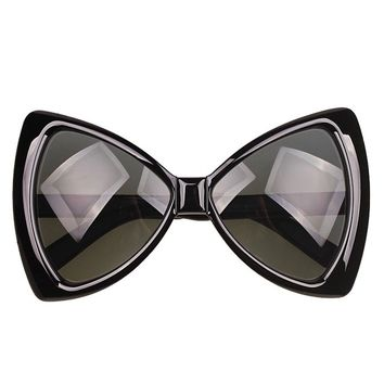 WOW! KITTY CAT EYE SUNGLASSES