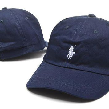 DCCKBE6 Polo 9FIFTY Hat Blue