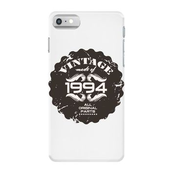 vintage made of 1994 all original parts iPhone 7 Case