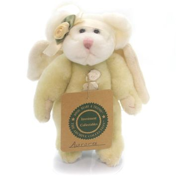 Boyds Bears Plush Aurora Angel Ornament Plush Ornament