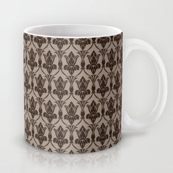 Sherlock Wallpaper Mug by Katikut