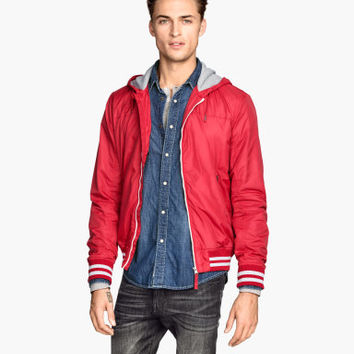H&M Nylon Jacket $34.95