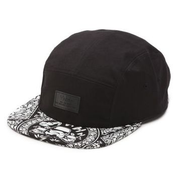 Vans Star Wars Stormtrooper 5 Panel Hat (Star Wars Bandana)