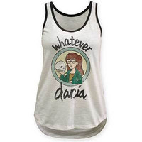 Daria Whatever Juniors Sporty Tank