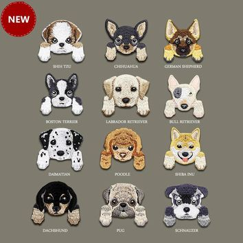 Cute Dog patches