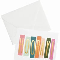 Hooray! Card Set
