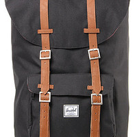 HERSCHEL SUPPLY America Backpack in Black â€ââ-šÂ¬Ã…-œ Karmaloop