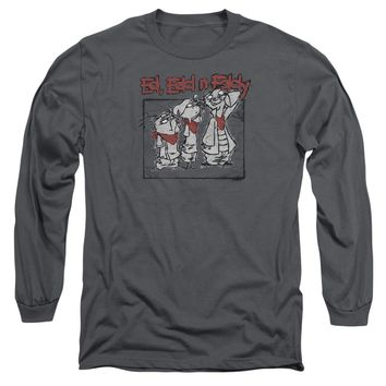 Ed Edd N Eddy - Stand By Me Long Sleeve Adult 18/1