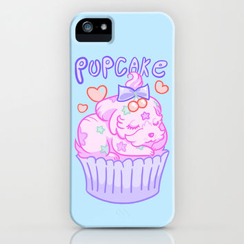 Pupcake iPhone & iPod Case by LookHUMAN