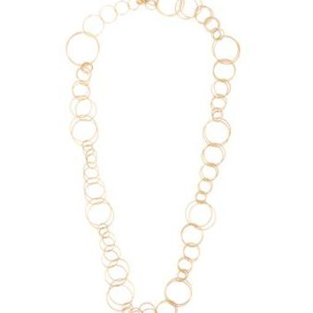 ROSA DE LA CRUZ | Yellow Gold Multi Link Chain Necklace | Womenswear | Browns Fashion