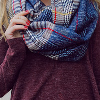 Spare Me Infinity Scarf