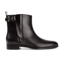 Sergio Rossi buckled ankle boot