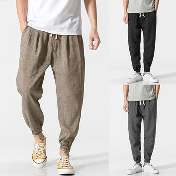 INCERUN Baggy Jogger Trousers