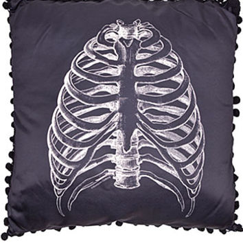 X-Ray Anatomical Ribcage Pillow - PLASTICLAND