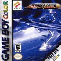 AirForce Delta - GameBoy Color (Game Only)