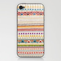 Pattern Phone Skin by Sandra Dieckmann Illustration | Society6