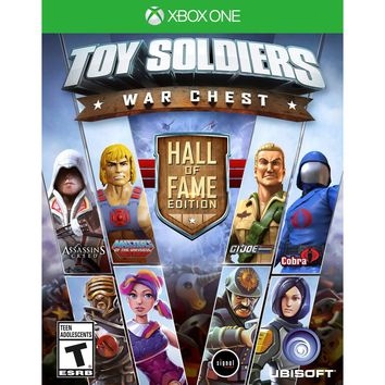 Toy Soldiers : War Chest w/ Hall Of Fame Edition (Xbox One)