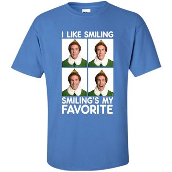Ripple Junction Elf Smiling Buddy the Elf T-Shirt