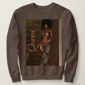 Queen: Women's Basic Sweatshirt