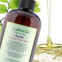 Clear Face and Body Wash #Acne Face and Body Wash#