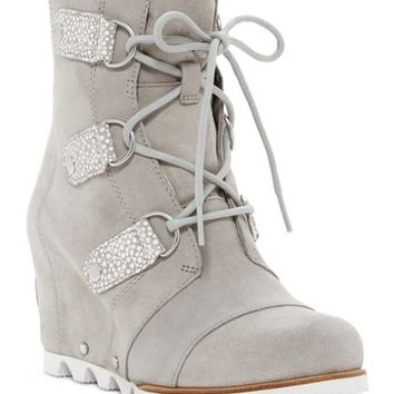 Sorel | Joan Of Arctic Mid Waterproof Wedge Boot | Nordstrom Rack