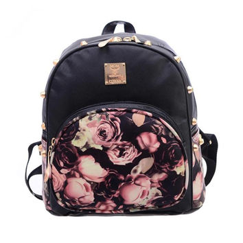 Fashion Girl School Bag Travel Cute Backpack Satchel Women