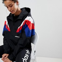 adidas Originals Fotanka Jacket In Black at asos.com