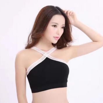 Halter Neck Bra Top B0016468