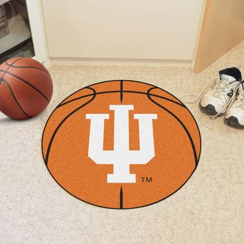 "Indiana Basketball Mat 27"" diameter"