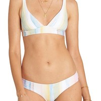 Billabong Desert Dream Triangle Bikini Top | Nordstrom