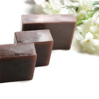 Chocolate Soap - Mocha Latte Soap - Coffee Soap - Brownie Soap - Brown Sugar Soap - Cinnamon Soap - Chocolate Latte Soap - Vanilla Soap