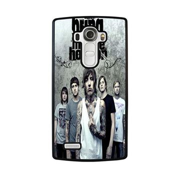 bring me the horizon lg g4 case cover  number 1