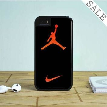 DCKL9 Nike Air Jordan Jump Man Air iPhone 5S Case