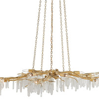 Currey Company Forest Light Chandelier