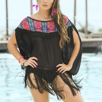 Carnival Beach Dress & Cover-Up