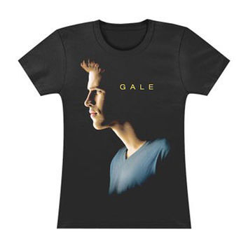 Hunger Games  Gale One Sheet Girls Jr Soft Tee Black Rockabilia