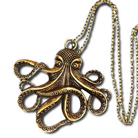Octopuss Necklace