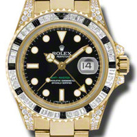Rolex GMT-Master II Mens Automatic Watch 116758BKSABK