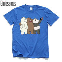 We Bare Bears Tee