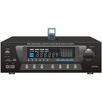 Pyle Home 30-watt Stereo Am And Fm Receiver With Ipod Dock