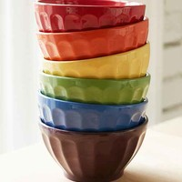 Stoneware Bowl Set- Multi One
