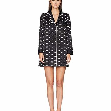 Kate Spade New York Charmeuse Sleepshirt