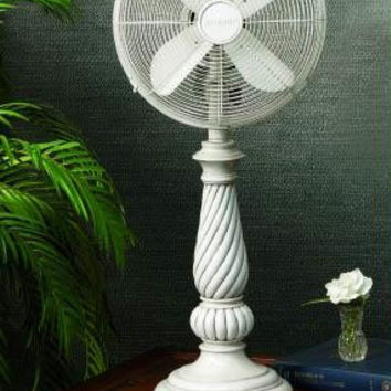 Table Fan - 6 Ft Black Cord