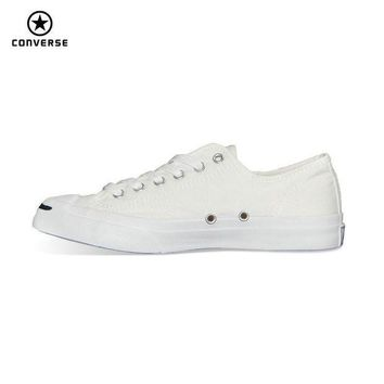 ESBONB Original Converse Canvas smiling face style JACK PURCELL sneakers Spring summer man an
