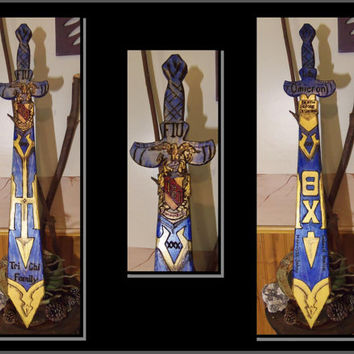 Zelda fraternity paddle,Cool paddles, Greek paddles,Fraternity paddles,Sorority paddles,Custom fraternity paddles,frat paddles,fraternity